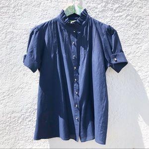 """Elizabeth McKay Silk Blend """"The Elizabeth Shirt"""""""